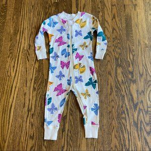 Hanna Andersson Butterfly Pajamas